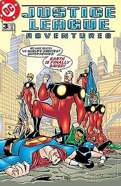 Justice League Adventures (2001-2004) No.3