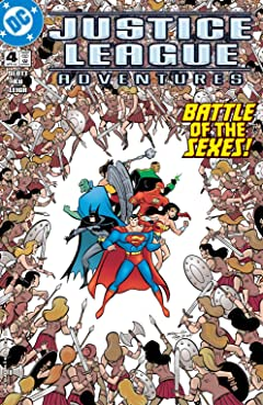 Justice League Adventures (2001-2004) No.4