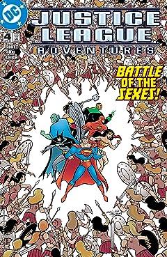 Justice League Adventures (2001-2004) No.4