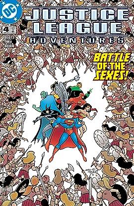 Justice League Adventures (2001-2004) #4