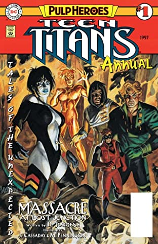 Teen Titans (1996-1998): Annual #1