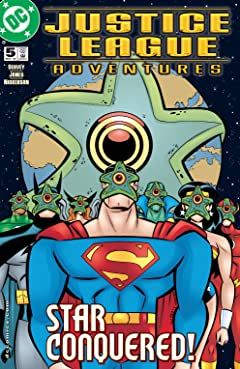 Justice League Adventures (2001-2004) No.5