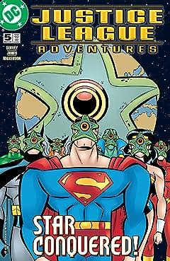 Justice League Adventures (2001-2004) No.5