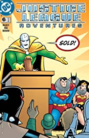 Justice League Adventures (2001-2004) No.6