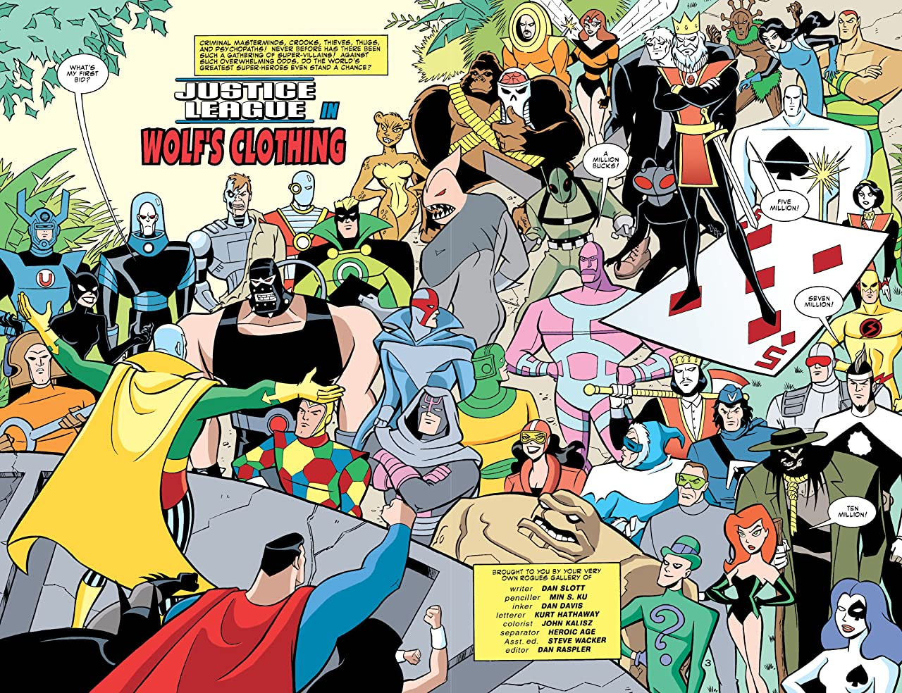 Justice League Adventures (2001-2004) #6