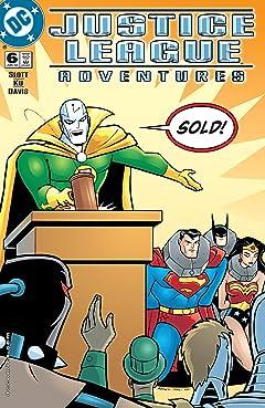 Justice League Adventures (2001-2004) No.6