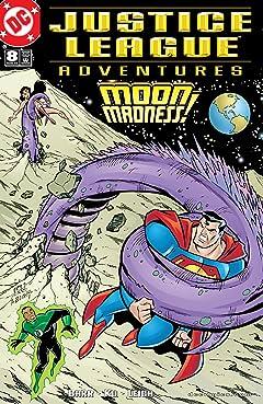Justice League Adventures (2001-2004) No.8