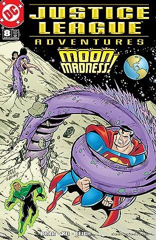 Justice League Adventures (2001-2004) #8