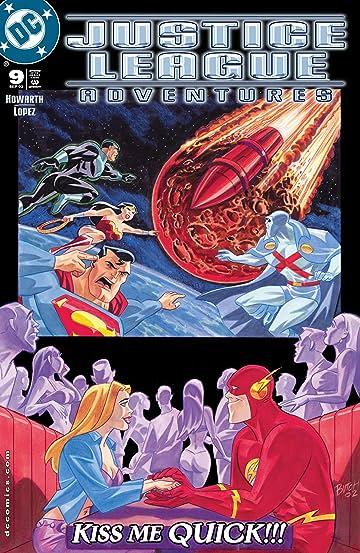 Justice League Adventures (2001-2004) #9