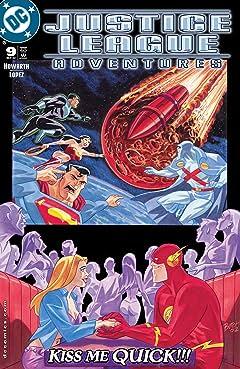 Justice League Adventures (2001-2004) No.9