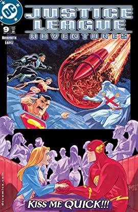 Justice League Adventures (2001-2004) #9