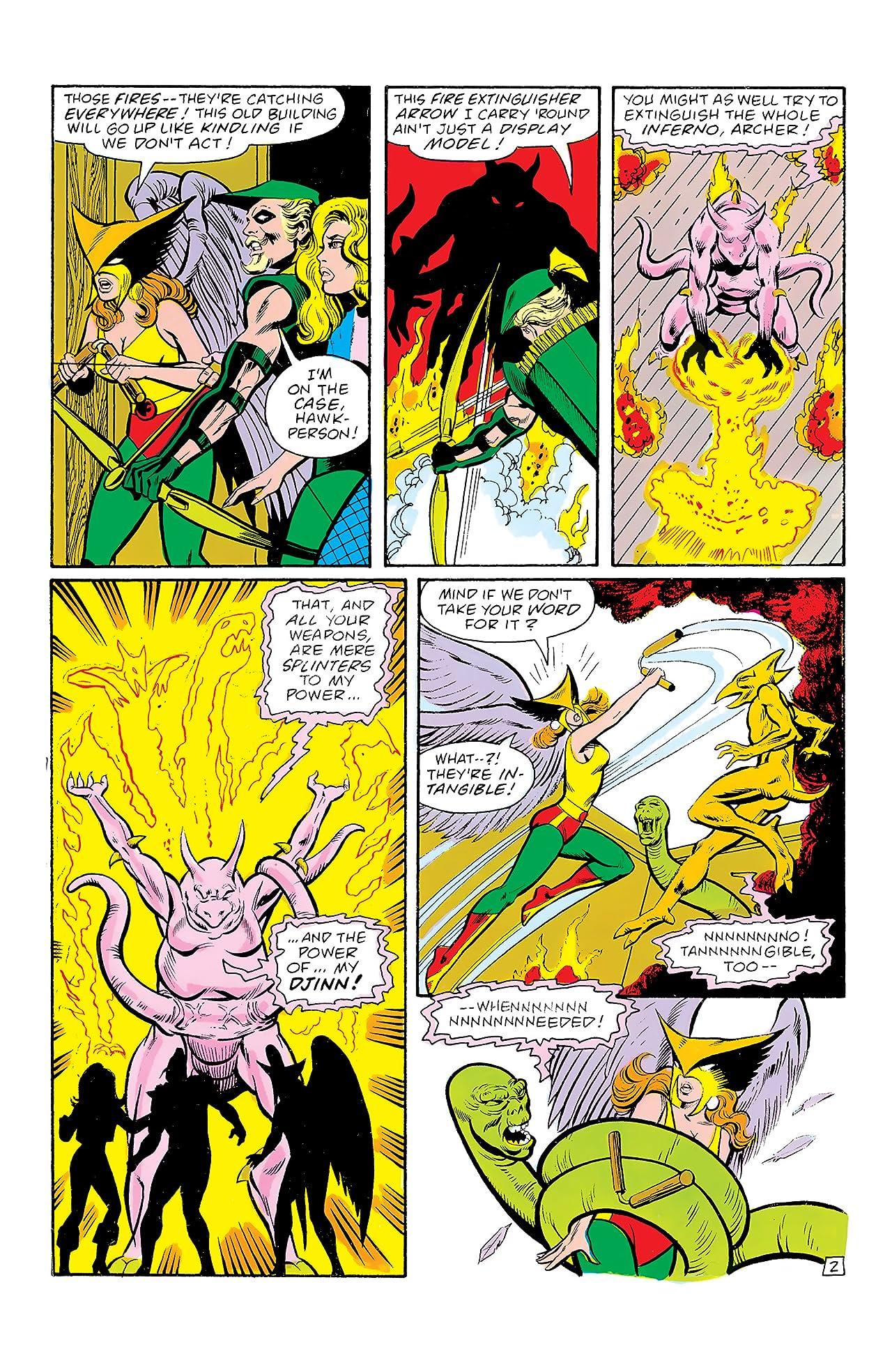 Justice League of America (1960-1987) #226