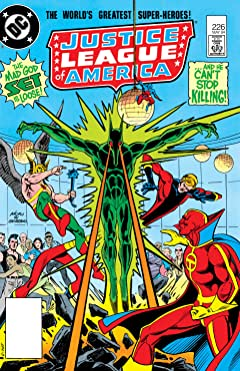 Justice League of America (1960-1987) No.226