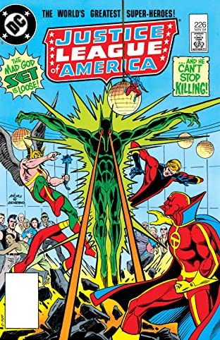 Justice League of America (1960-1987) #226