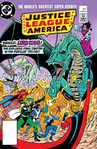 Justice League of America (1960-1987) #227