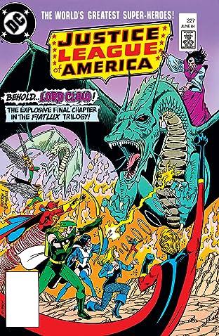Justice League of America (1960-1987) #227