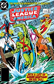 Justice League of America (1960-1987) #228