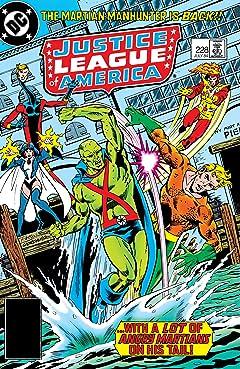 Justice League of America (1960-1987) No.228