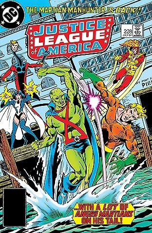 Justice League of America (1960-1987) #228