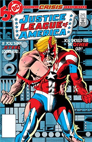 Justice League of America (1960-1987) #245