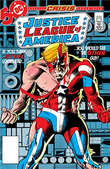 Justice League of America (1960-1987) #245