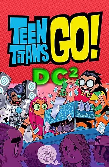 Teen Titans Go! (2013-) #4