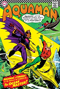 Aquaman (1962-1978) No.29