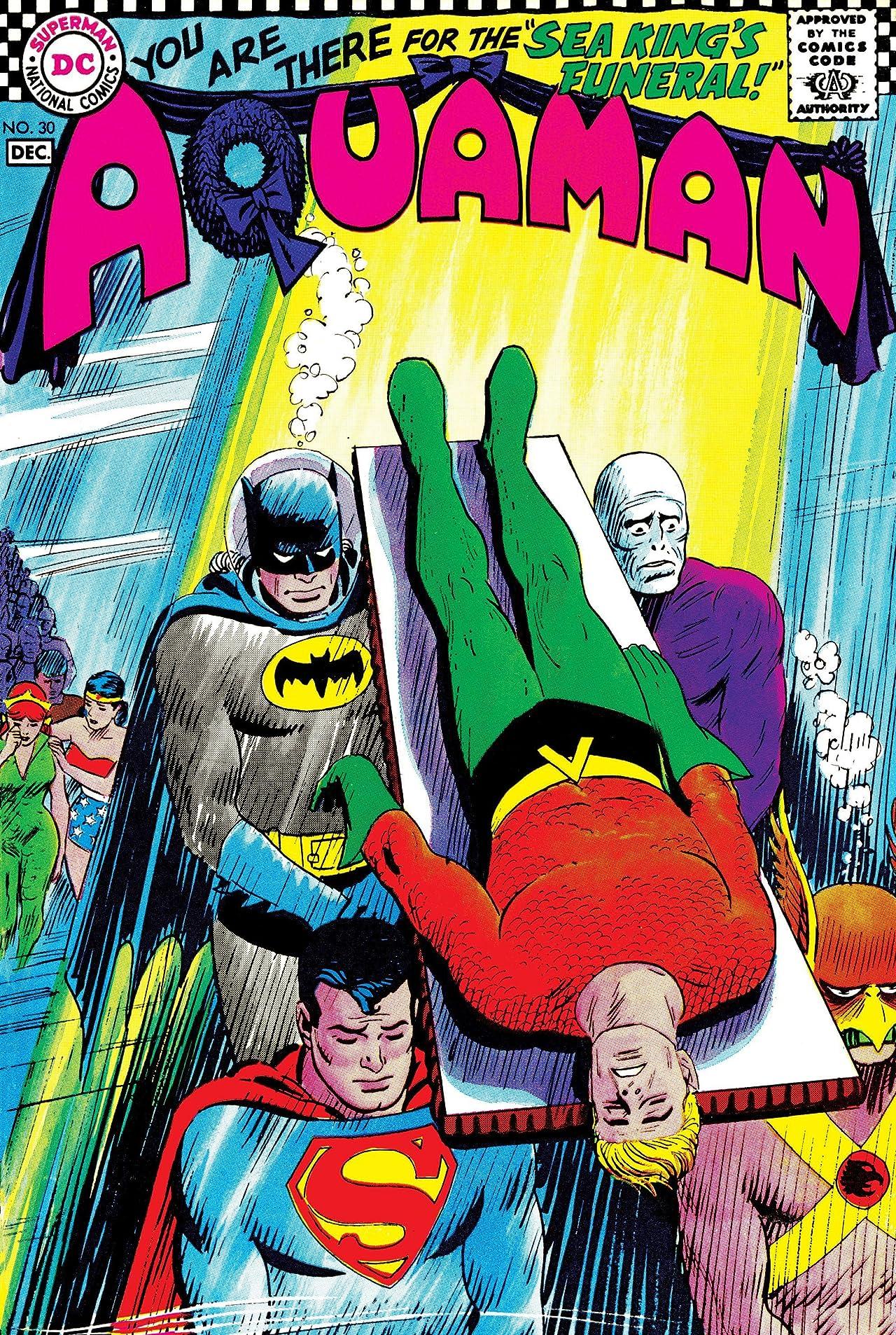 Aquaman (1962-1978) #30