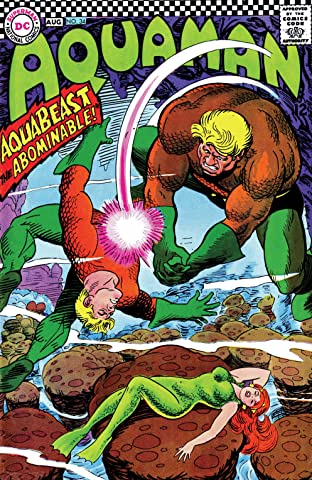 Aquaman (1962-1978) #34