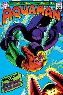 Aquaman (1962-1978) No.36