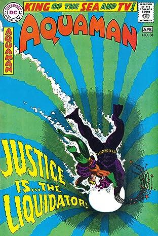 Aquaman (1962-1978) #38