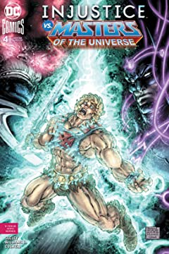 Injustice Vs. Masters of the Universe (2018-2019) #4