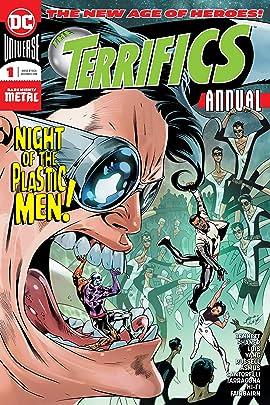 The Terrifics (2018-) Annual #1