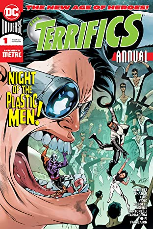 The Terrifics (2018-) Annual #1