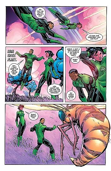 2018 GREEN LANTERN HUCKLEBERRY HOUND SPECIAL #1 DC Comics