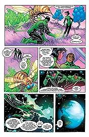 Green Lantern/Huckleberry Hound Special (2018) #1