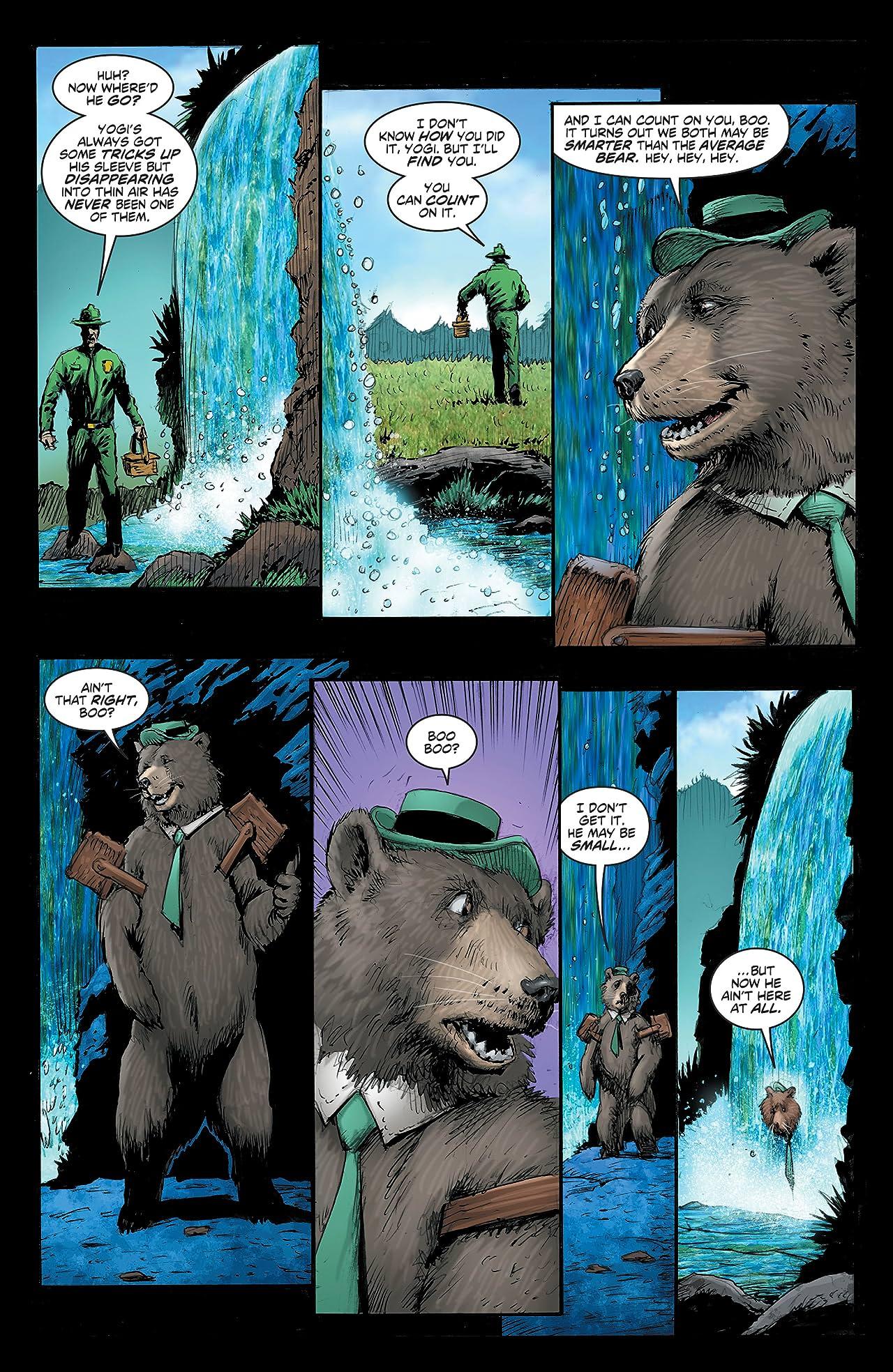 Deathstroke/Yogi Bear Special (2018) #1