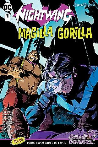 Nightwing/Magilla Gorilla Special (2018) No.1