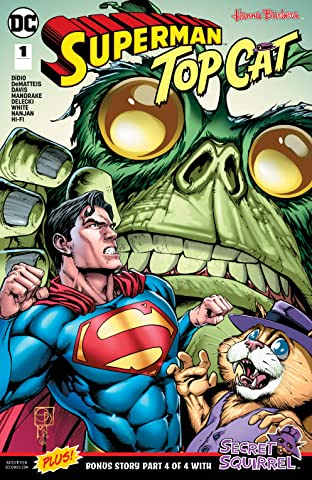 Superman/Top Cat Special (2018) #1