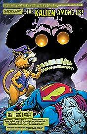 Superman/Top Cat Special (2018) #1