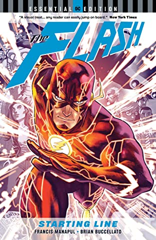 The Flash (2011-2016): Starting Line: (DC Essential Edition)