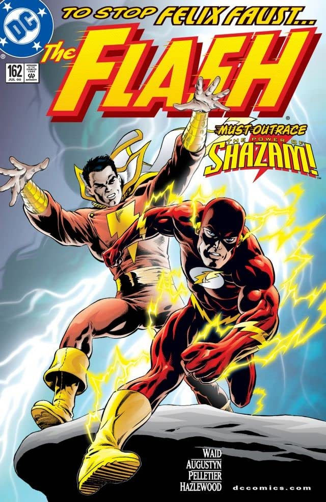 The Flash (1987-2009) #162