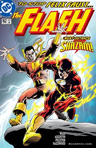 The Flash (1987-2009) #162