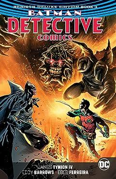 Batman - Detective Comics: The Rebirth Deluxe Edition - Book 3