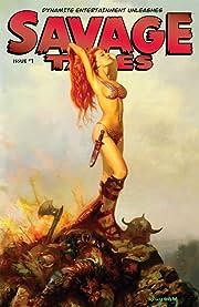 Savage Tales #1