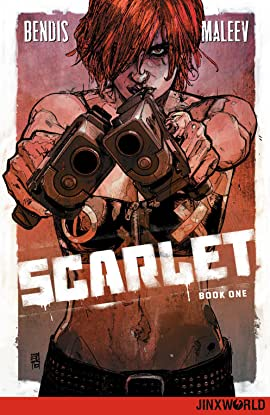 Scarlet Book One