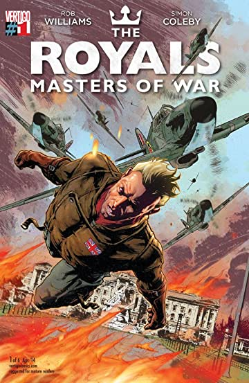 The Royals: Masters of War (2014) #1 (of 6)