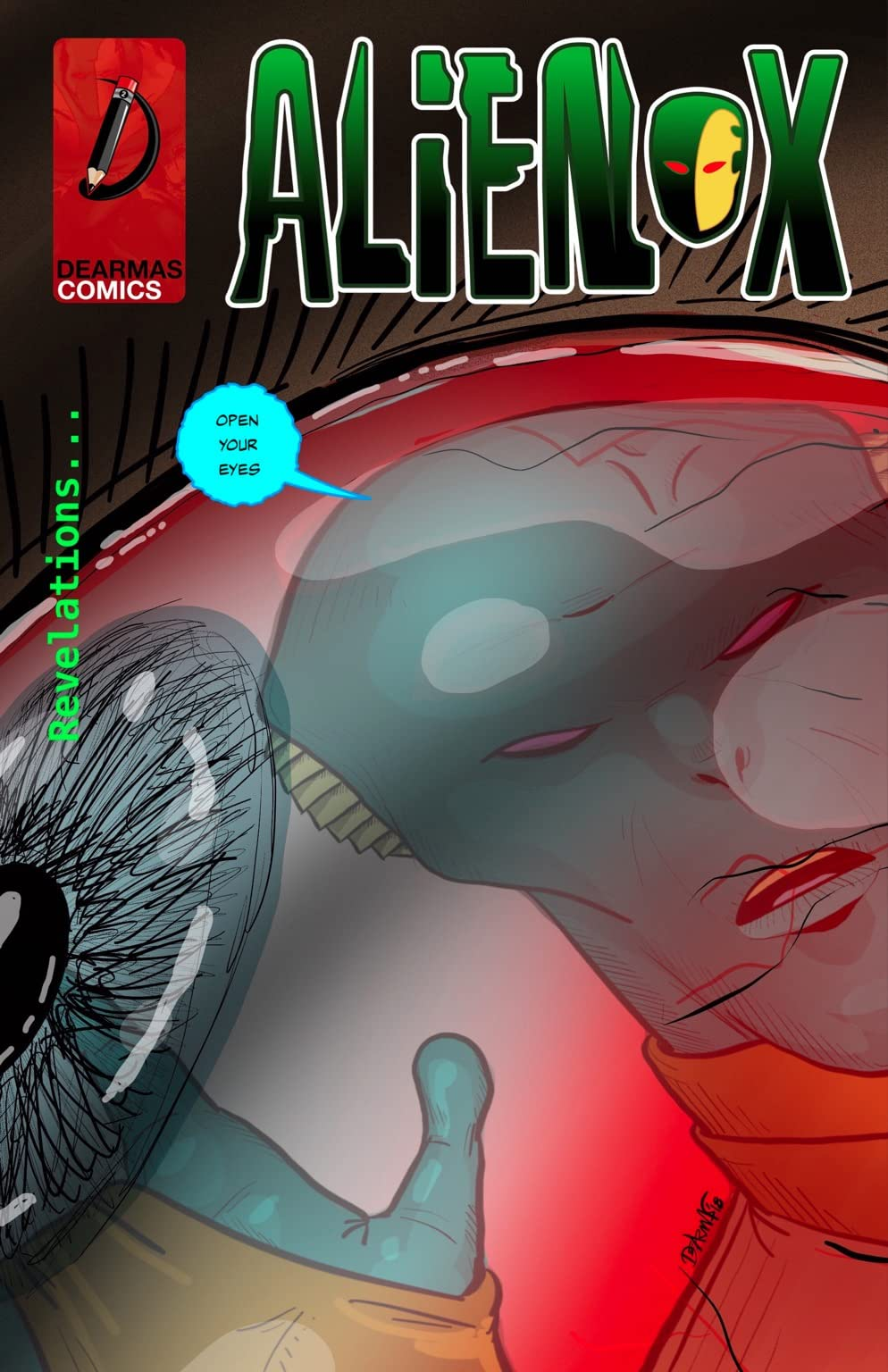 Alienox #2