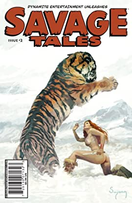 Savage Tales #2