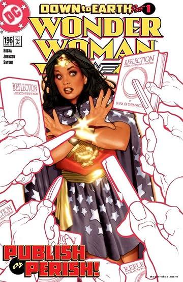 Wonder Woman (1987-2006) #196